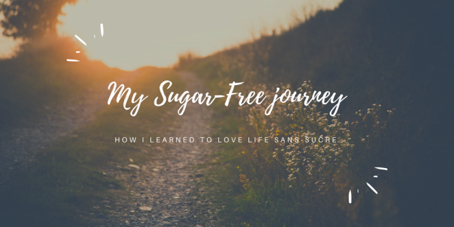 My Sugar-Free journey